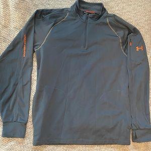 Men's Under Armour 3/4 Zip Sweater
